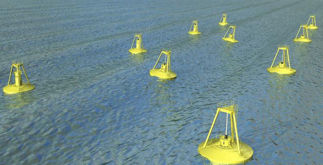 Energía procedente del mar en Cantabria Energía procedente del mar en Cantabria