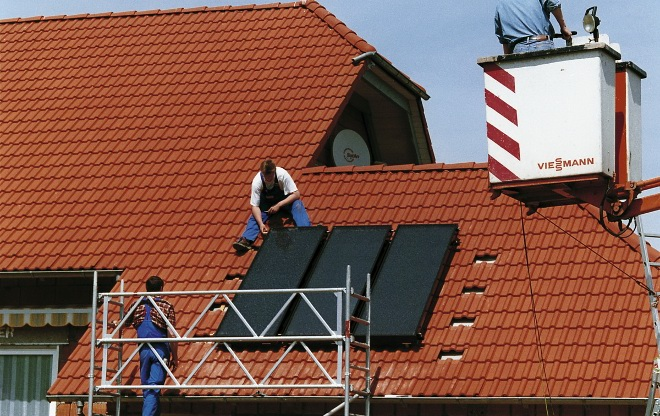 Programa que muestra la mejor ubicaci n para las placas solares - Instalar placas solares en casa ...