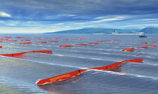 Iberdrola desarrolla el primer aerogenerador submarino del mundo Iberdrola desarrolla el primer aerogenerador submarino del mundo