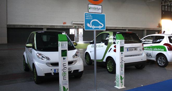 Resultado de imagen para estaciones de carga para vehiculos electricos