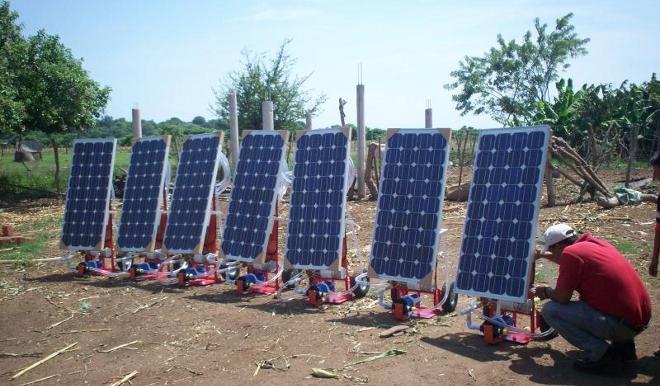 Energ as renovadas revista digital especializada en for Bombas solares para fuentes de jardin