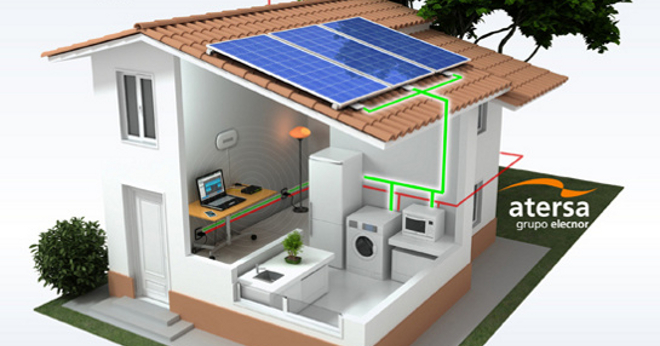 Energ as renovadas revista digital especializada en for Panel solar pequeno
