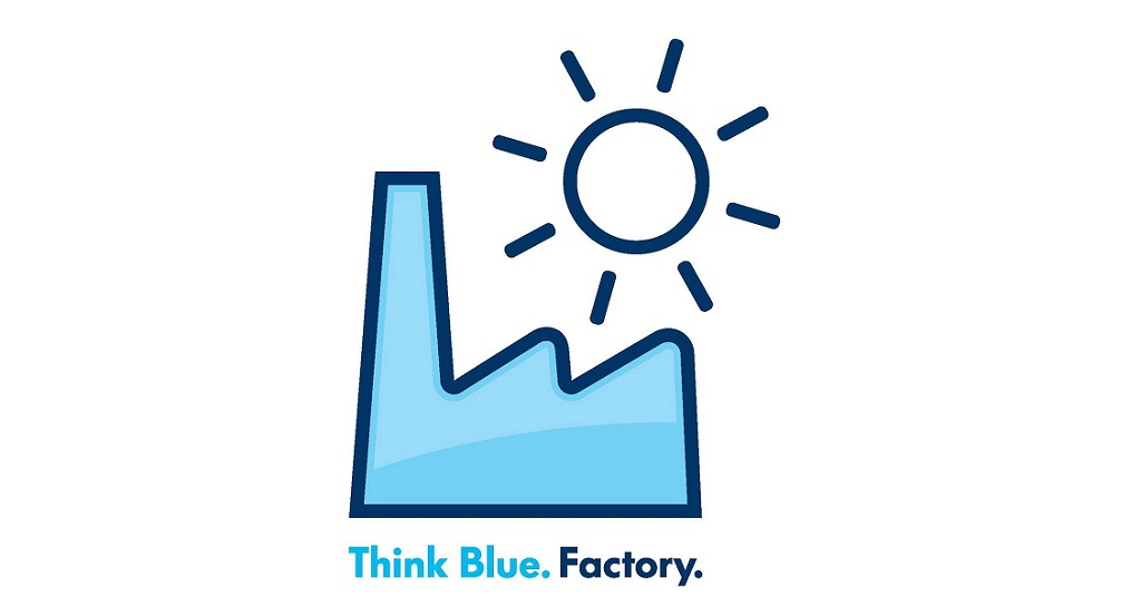 Think Blue factory
