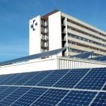 Energía renovable para 12 hospitales de la Comunidad de Madrid