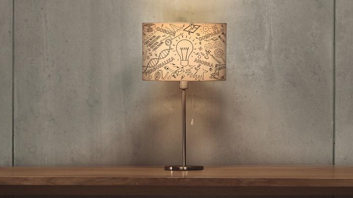 Endesa lampara