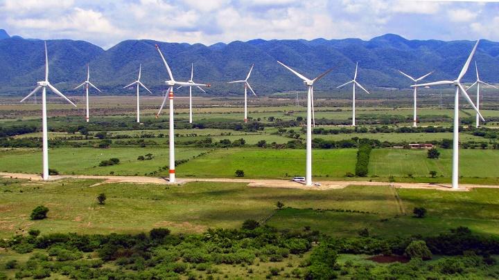 energia eolica mexicana