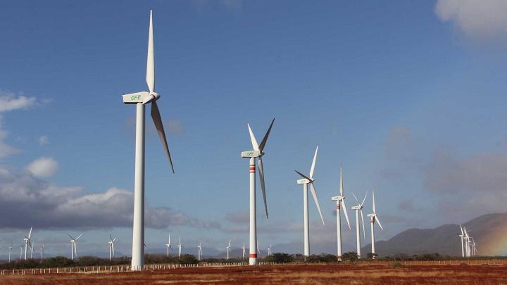 energia eolica mexico