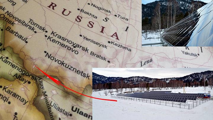 Rusia energia renovable