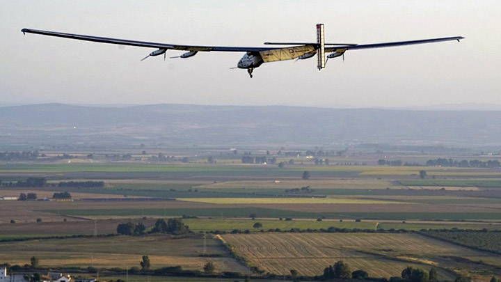 Solar Impulse Sevilla