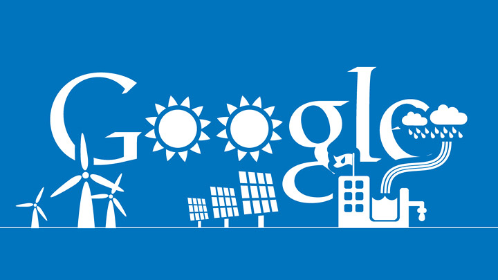 Google-renovables