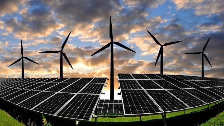 Energias renovables eolica solar