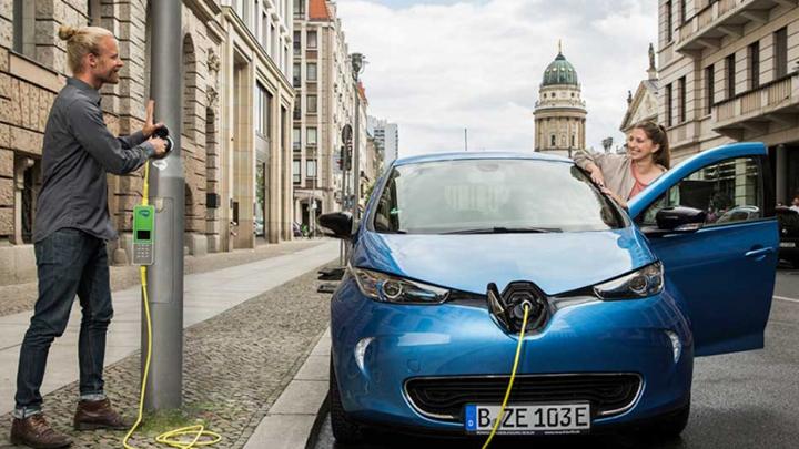 farolas-coche-electrico