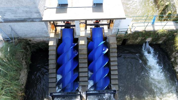 hidrotornillo